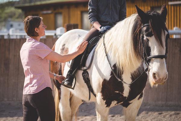 Centered Riding®, Reitunterricht, Reiten aus der Körpermitte, Sebastian Frank Fotografie