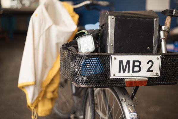 Agrana Stärke Werke, Fahrrad, Instandhaltung,  Arbeiter, Sebastian Frank Fotografie