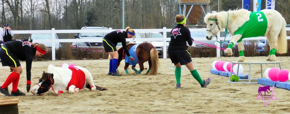 Team Shetty-Sport bei Krämer Irschenberg