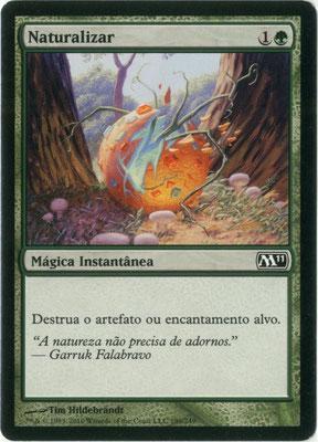 Naturalisieren Portugiesisch M11