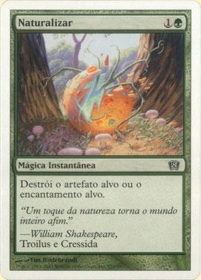 Naturalisieren Portugiesisch Achte Edition frontcut