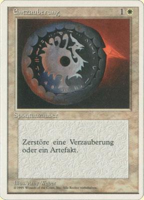 Entzauberung Deutsch Unlimited frontcut
