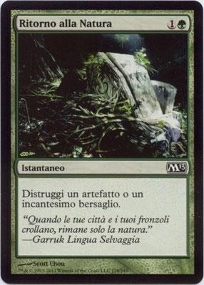 Naturalisieren Italienisch M13
