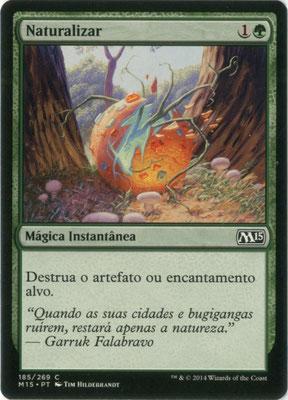 Naturalisieren Portugiesisch M15