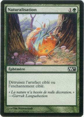 Naturalisieren Französisch M11