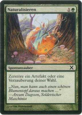 Naturalisieren Deutsch Zehnte Edition