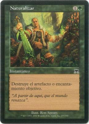 Naturalisieren Spanisch Aufmarsch