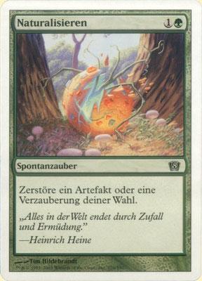 Naturalisieren Deutsch Achte Edition