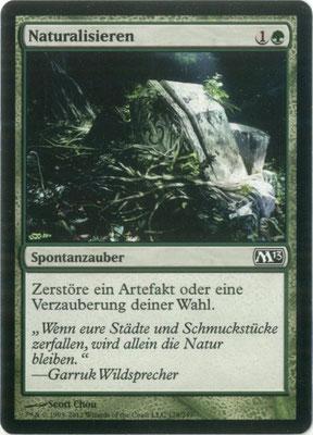 Naturalisieren Deutsch M13