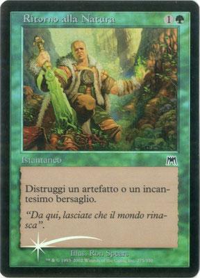 Naturalisieren Italienisch Aufmarsch foil