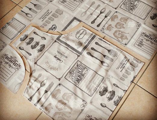 Les Ateliers de Blanche Atelier couture enfants, ados, adultes, activité enfant La Balme de Sillingy Annecy 74 loisirs créatifs diy Tablier