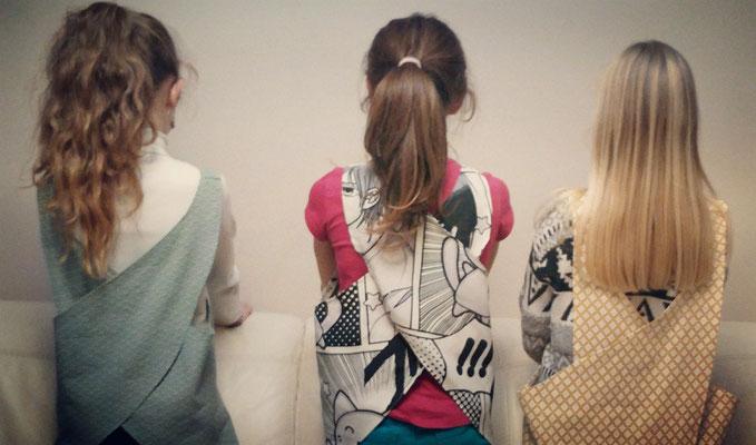 Les Ateliers de Blanche Atelier couture enfants, ados, adultes, activité stage enfant La Balme de Sillingy Annecy 74 créatifs diy Tablier japonais
