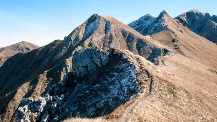 Les crêtes du Massif du Sancy par le Capucin - Auvergne - France