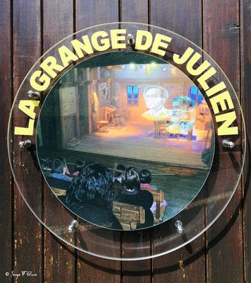 La Grange de Julien - Scénomusée la Toinette et Julien - Murat le Quaire  - Massif du Sancy - Auvergne - France