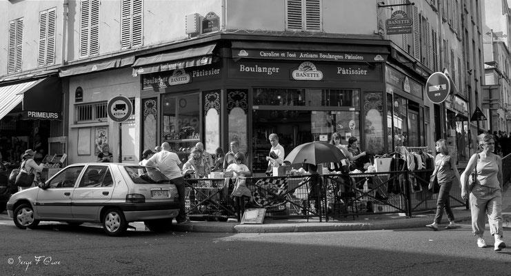 Place Henri Krasucki - 2012 - Paris - France