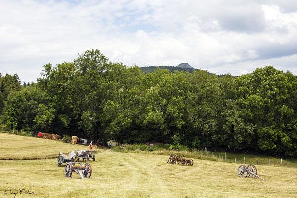 Le Village Fantastique de Murat le Quaire - 14 juillet 2018 - Massif du Sancy - Auvergne - France