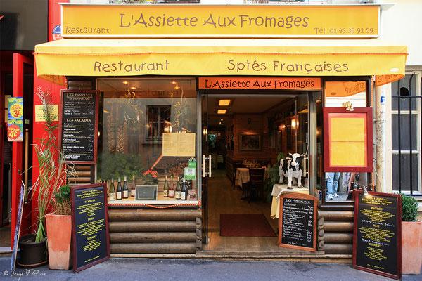 Rue Mouffetard - Paris - France - 2011