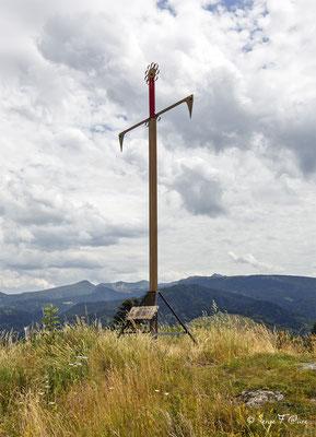 L'épée de Murat le Quaire - Massif du Sancy - Auvergne - France