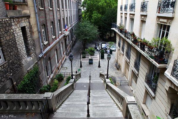 Montmartre - Paris - France - 2010