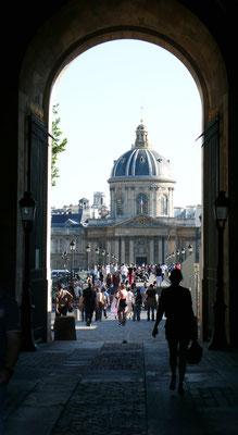 Porche du Louvre - Paris - 2010