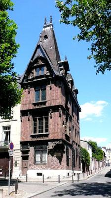 Place de Rougemare - Rouen - Seine Maritime - Normandie - France