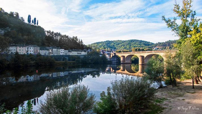 Pont Valentré de Cahors - France - Sur le chemin de Compostelle
