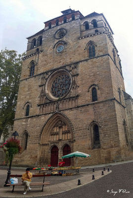 Cathédrale Sainte Coiffe de Cahors - France - Sur le chemin de Compostelle