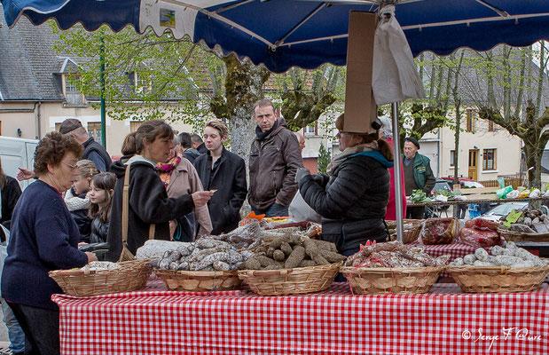 Foire de Giat (lo cochonnaille) - Auvergne - France (2017)