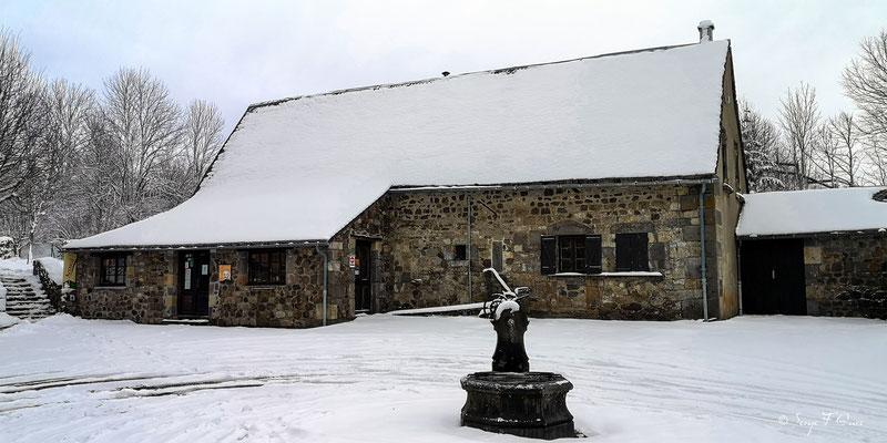 Le Scénomusée de la Toinette et Julien à Murat le Quaire - Massif du Sancy - Auvergne - France