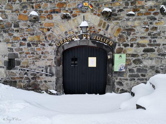 La Grange de Julien - Scénomusée - Murat le Quaire - Massif du Sancy - Auvergne - France