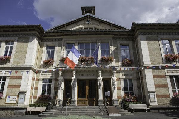 Mairie de La Bourboule - Auvergne - France
