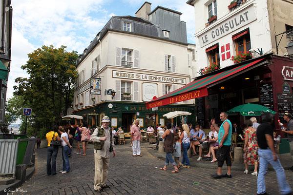 Montmartre - Paris - France 2010