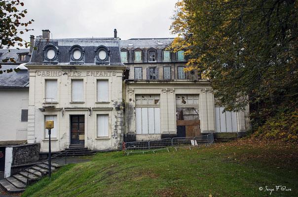 Le Casino des enfants de La Bourboule - Auvergne - France