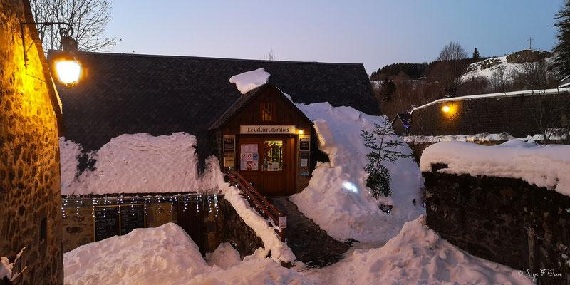 Le Cellier Muratois - Murat le Quaire - Massif du Sancy - Auvergne - France