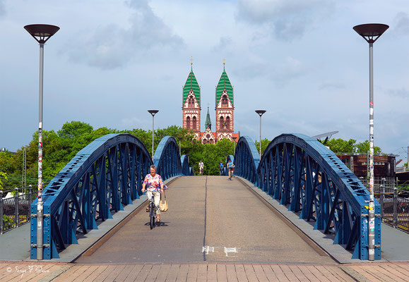 Freiburg - Allemagne - Juillet 2014