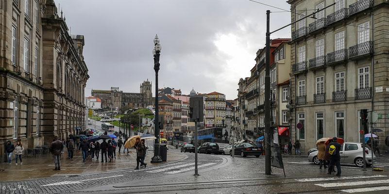 historique de Porto - Portugal