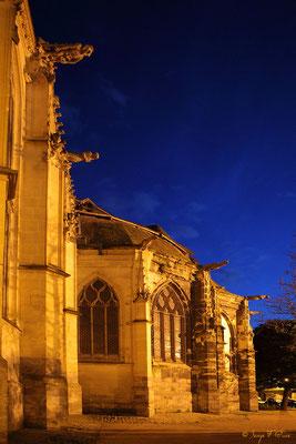 Eglise Saint Rémy de Dieppe (Haute Normandie - France Juin 2012)