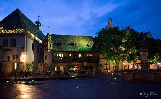 Colmar (anciennes douanes) - Alsace - France - Juillet 2014
