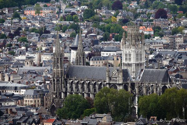 Abbaye Saint-Ouen - Rouen - Seine Maritime - Normandie - France