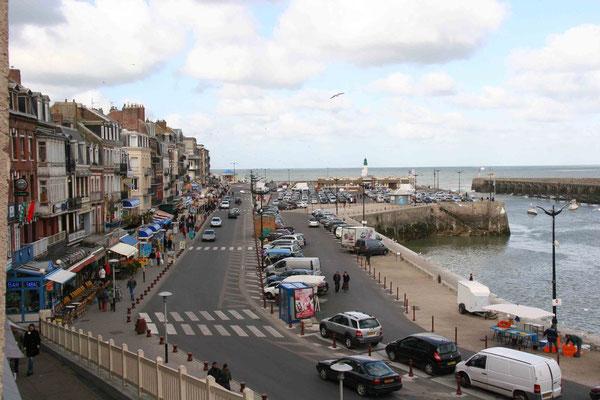Le Tréport - Côte d'Albâtre - Normandie - France