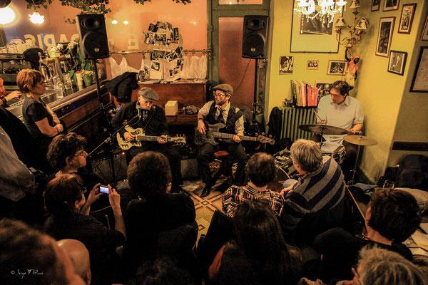 SancySnowJazz  2012 - Bo Weavil Trio - Le Petit Paris