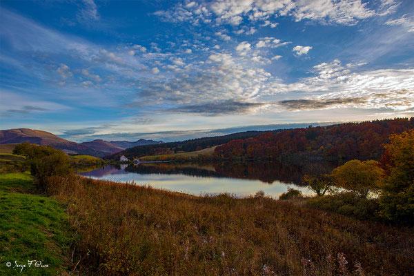 Le lac du Guéry - Massif du Sancy - Auvergne - France