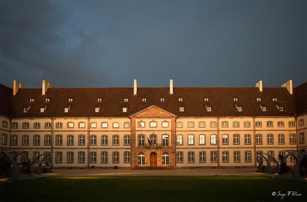 Colmar (Médiathèque) - Alsace - France - Juillet 2014