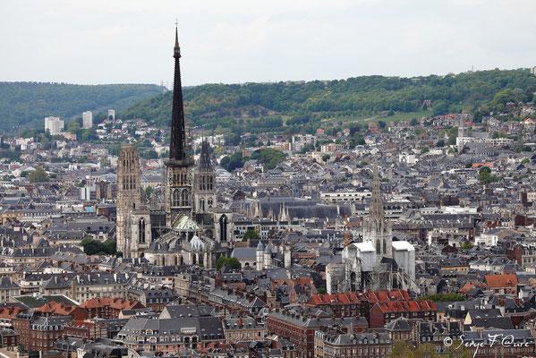 Cathédrale de Rouen - Rouen - Seine Maritime - Normandie - France