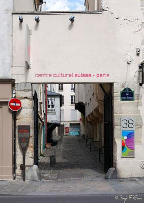Centre Culturel Suisse - Paris (Avril 2012)