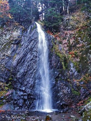 La cascade du Queureuilh - Le Mont Dore - Auvergne - France