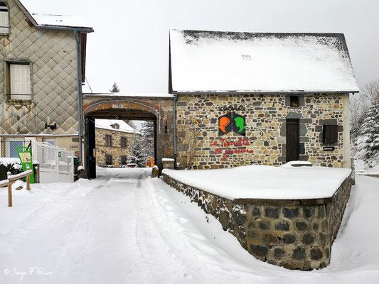Le Scénomusée de la Toinette et Julien - Murat Le Quaire - Massif du Sancy - Auvergne - France