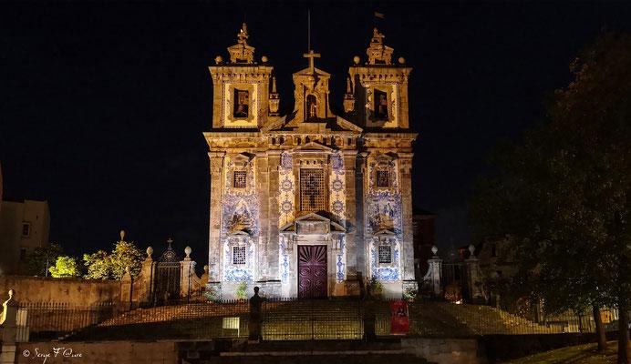 Église de Santa Clara - Porto - Portugal