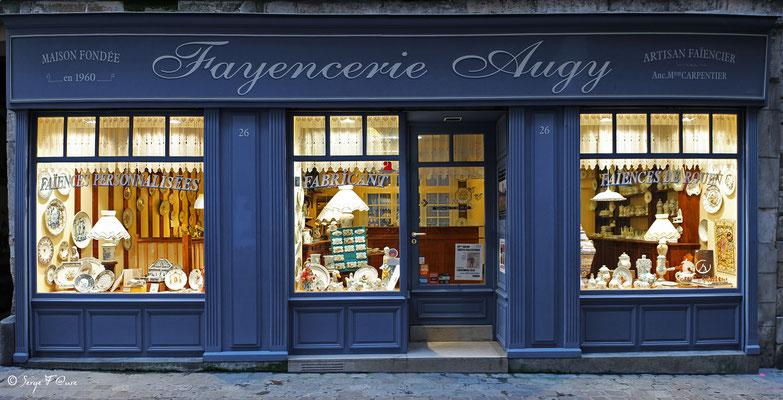 """"""" Rouen - Normandie - France"""" Façades et vitrines par Serge Faure"""
