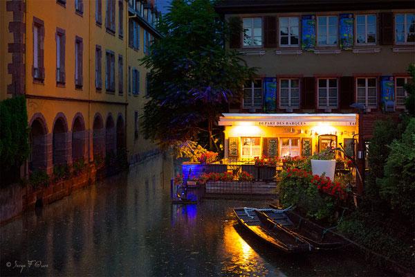 Colmar (la petite Venise) - Alsace - France -Juillet 2014